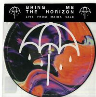 """Bring Me The Horizon Live From Maida Vale 7"""" Picture Disc RSD Record Store Day"""