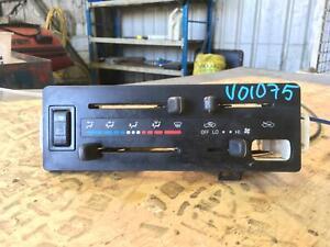 Toyota Townace SBV Heater/AC Controls Genuine 01/1997-03/2004