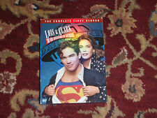 Lois & Clark - The Complete First Season (DVD, 2005, 6-Disc Set) VG