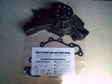 INT'L RENEWED GMC Water Pump w/gasket, 6.5L Diesel 12534772, 12553484, 5744662