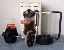 Bodum ~ BRAZIL COFFEE PRESS ~ 12 Ounce ~ New in Box