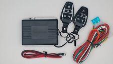 Coche Furgoneta Central Remoto Universal Kit de sistema de bloqueo de la puerta de entrada sin llave con LED