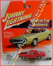 1971 '71 PLYMOUTH ROAD RUNNER MUSCLE CAR MADNESS JOHNNY LIGHTNING DIECAST RARE