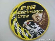 RNLAF PATCH F-16 Swirl Maintenance crew 900 SQN