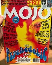 MOJO Magazine #43 1997 PSYCHEDELIC ISSUE