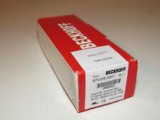 New Sealed Beckhoff Ethercat Ep2308-001 8 Channel Digital Combi 24V Dc 3 ms 0.5A