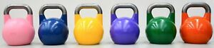 Competition Kettlebell - Steel  - 8, 12, 16, 20, 24, 28kg  NEW STOCK