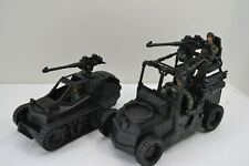 Action Figure Weapon Vehicle Custom Lot Lanard Peacekeeper GI Joe 3 3/4 3.75