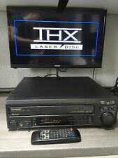 Tip Top LD Panasonic LX-H670 Laserdisc Player Wendeautomatik & FB NTSC 240/110V