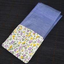 10 pcs Lavender Bags Empty Drawstring Sachets Bag for Sleeping