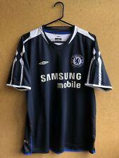 Chelsea Third training football shirt 2005 - 2006 Jersey Size M