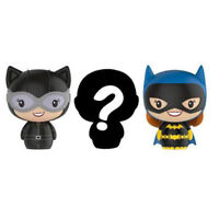 DC Comics Women of DC Catwoman Batgirl Mystery Figure Pint Size Heroes Set of 3