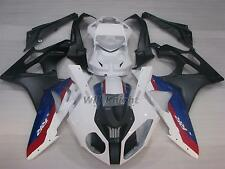 ABS Injection Body Frame Fairing Kit For BMW S1000RR 2010 2011 2012 2013 2014