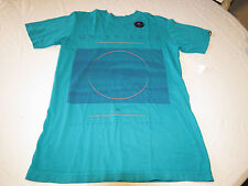 Men's Quiksilver S T shirt NWT surf skate TEE Focused MTZ BNY0 Modern Fit NEW