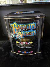 Vintage Bassett's Liquorice The Original Allsorts Advertisement Tin