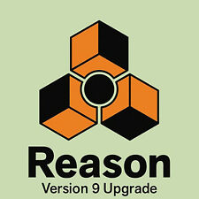 Propellerhead Reason 9 Music Production Software Boxed UPGRADE from Versions 1-8