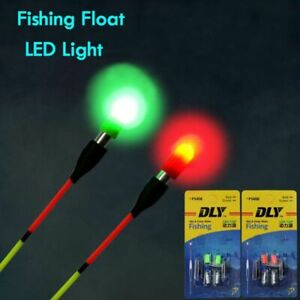 Fishing Float Led Glowing Light Waterproof Electric Stick 311 Battery Brightness