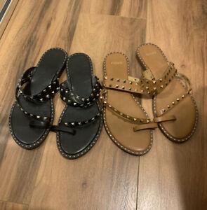 Novo Sandals Size 8