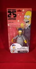Simpsons 25th Anniversary Coach Homer Simpson Neca Action Figure