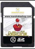 Retropie Versione Digitale Con 128 Gb 15000 game ready to go!