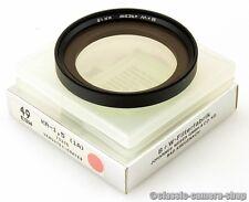 B+W Weitwinkel Spezial Filter SKYLIGHT KR1,5 49mm / 62mm Schraubfassung (O2431
