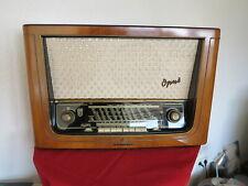 TELEFUNKEN Opus 55 TS Röhrenradio Tuberadio from 1954/1955 OPUS 55TS