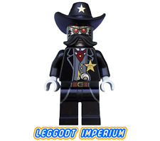LEGO Sheriff Not-A-Robot - Lego Movie minifigure tlm023 FREE POST