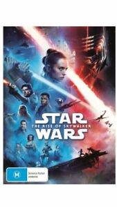 Star Wars The Rise Of Skywalker BRAND NEW DVD