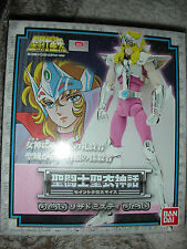 Saint Seiya Myth Cloth - Misty - Chevalier d'Argent du Lézard