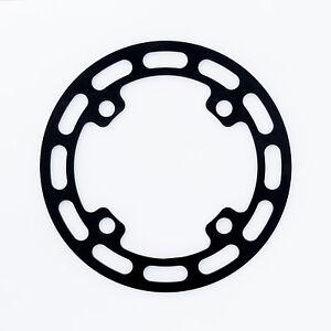 ROCK RING chain Bike Bash Guard, 36t Max, 104mm BCD, 53g, Black, aluminum