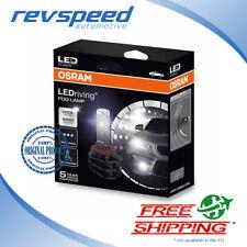 Osram LED Fog Lamps H8/H11/H16 12V 13W LEDriving 6000k Genuine PGJ19-X 66220CW