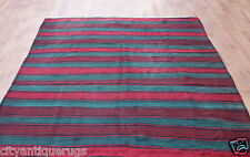 Traditional Vintage Wool Handmade Classic Oriental Area Rug Carpet 268 X 170 cm