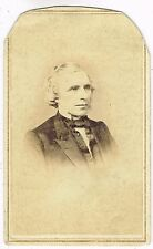 Noteable Person in Brooklyn New York by W.L. Troxell 1860's CDV