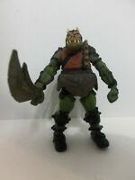 "Custom 4.5"" Star Wars Gamorrean Guard with Battle Sword Action Figure Toy"