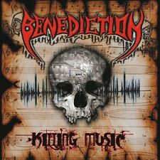 Benediction - Killing Music [New CD]