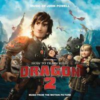 How To Train Your Dragon 2 ( 2014 ) - John Powell - Score - Soundtrack - CD