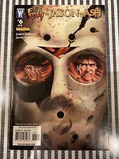 Wildstorm Freddy vs Jason vs Ash 6 * 1st Print * 2008 *