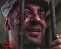 Paolo Bonacelli Foto Autografata Fuga di mezzanotte Autografo Signed Cinema