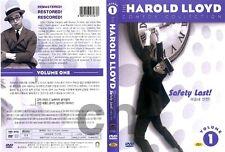 Safety Last! (1923) - Harold Lloyd  DVD NEW