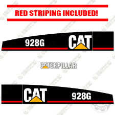 Caterpillar 928G Decal Kit Wheel Loader Equipment Decals (2003 and Older)