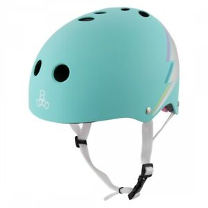 Triple Eight The Certified Sweatsaver SM/MD 21 to 22-1/2` (53 to 57 cm) Teal