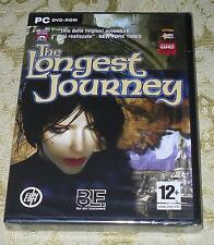 THE LONGEST JOURNEY   GIOCO  PER  PC  DVD-ROM ITALIANO NUOVO