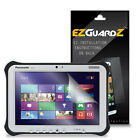 1X EZguardz LCD Screen Protector Cover Shield HD 1X For Panasonic ToughPad FZ-G1