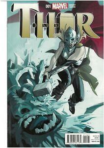 Thor 1G Staples Retailer Incentive 1:25 Variant VF/NM 9.0 2014 FREE UK POST