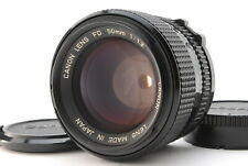 Canon New FD 50mm f/1.2 Standard Lens from Japan