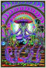 "The Shroomer Non-Flocked Blacklight Poster 24.5"" x 36.5"" Laminated"