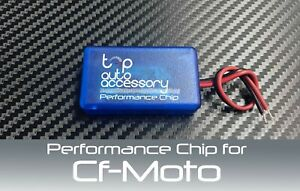 Performance Speed Chip Racing Torque Horsepower Power ECU Module for CF-Moto