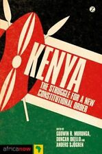 Kenya: The Struggle for a New Constitutional Order (Africa Now)-ExLibrary