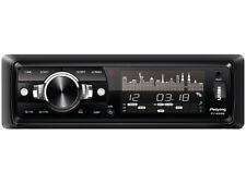 Car Audio Stereo Headunit Radio Bluetooth Hands Free MP3 WMA FM Subwoofer UK