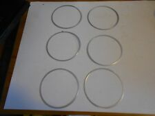 Set of  60-9 Corvair Steel Cylinder Base Gaskets